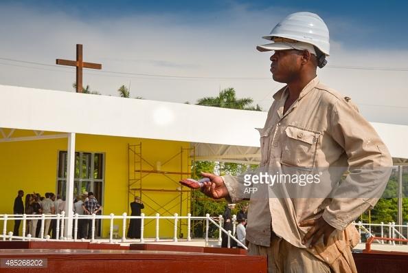 Cuba chuẩn bị nơi cử hành Thánh Lễ của Đức Thánh Cha
