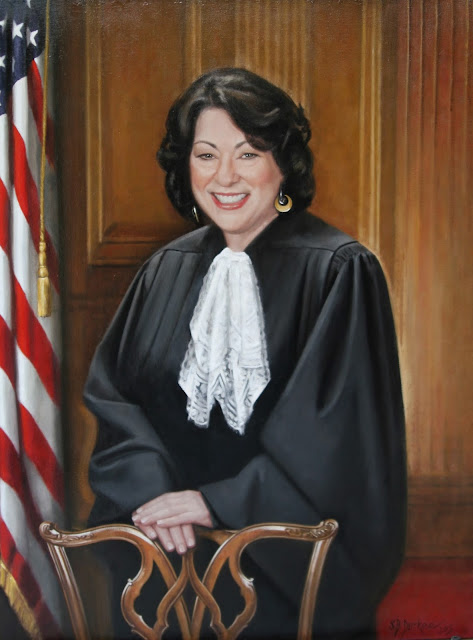supreme court justice sonia maria sotomayor essay The phone call came just minutes after sonia sotomayor was nominated by president barack obama to the supreme court rose arce, my former producer at cnn.