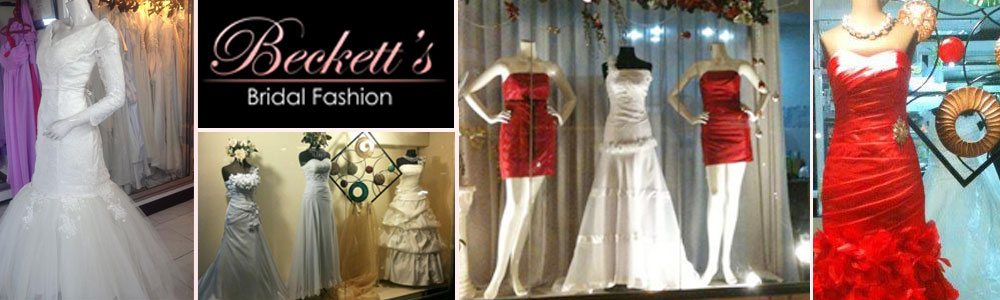 Beckett's Bridal Fashion - Wedding Gowns in Cebu