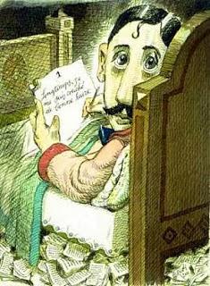 auteurs caricaturés