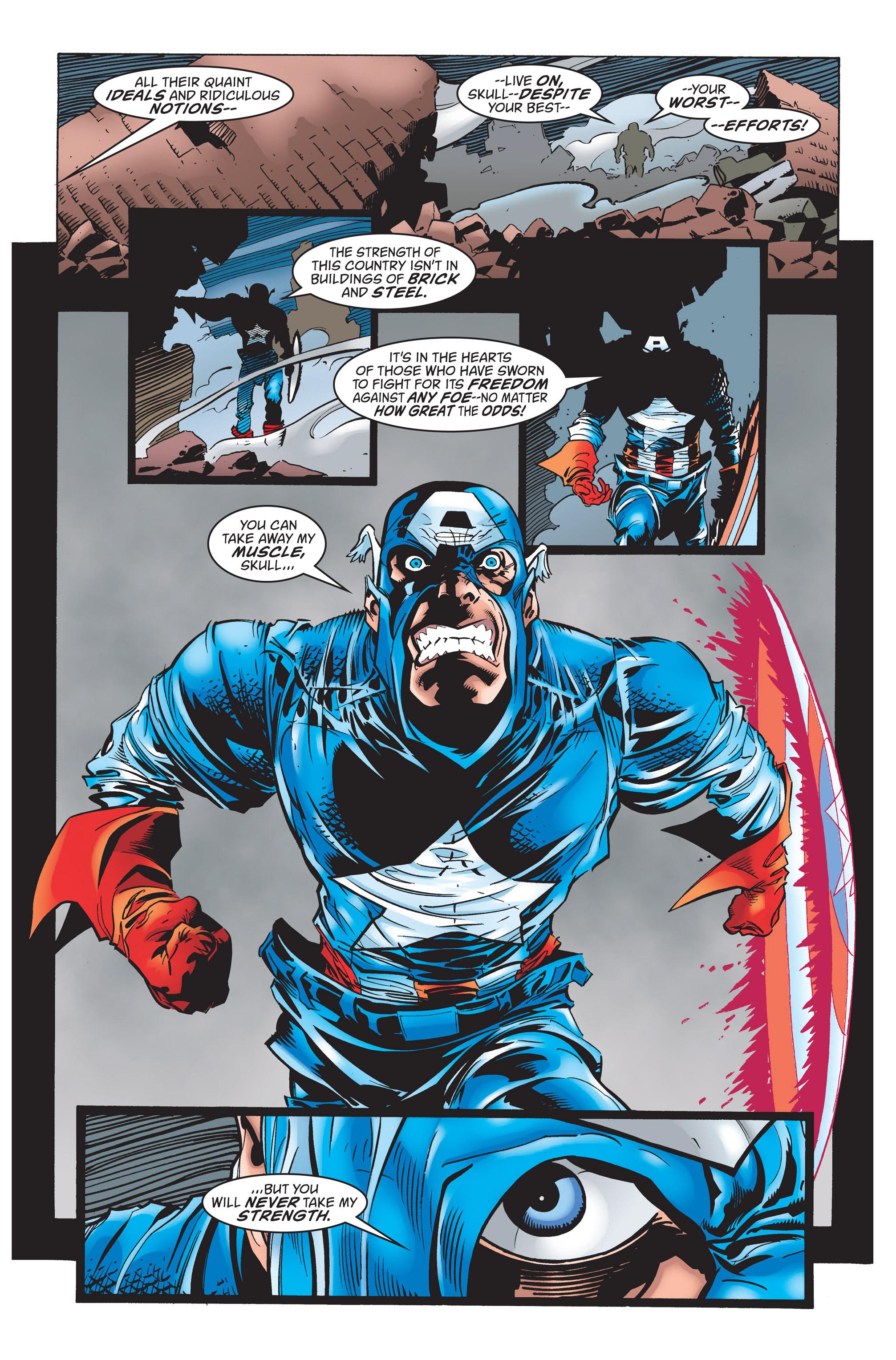 Captain America (1998) Issue #17 #23 - English 6