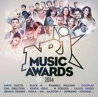 various artists nrj music awards 2014 baixarcdsdemusicas Various Artists   Nrj Music Awards