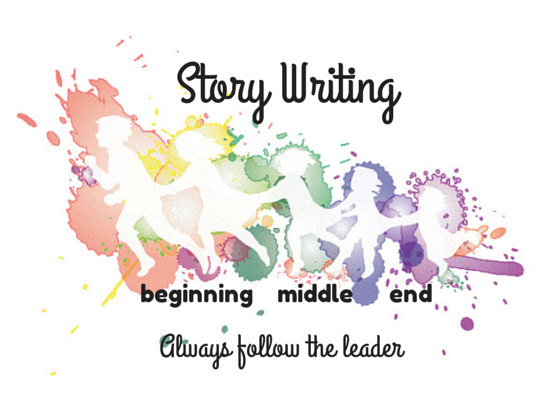 Writing, The Writing Process, teach writing, pre-school