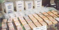 Argentina, Chile, Brasil, Perú, Paraguay por toda la frontera descubren cocaína boliviana