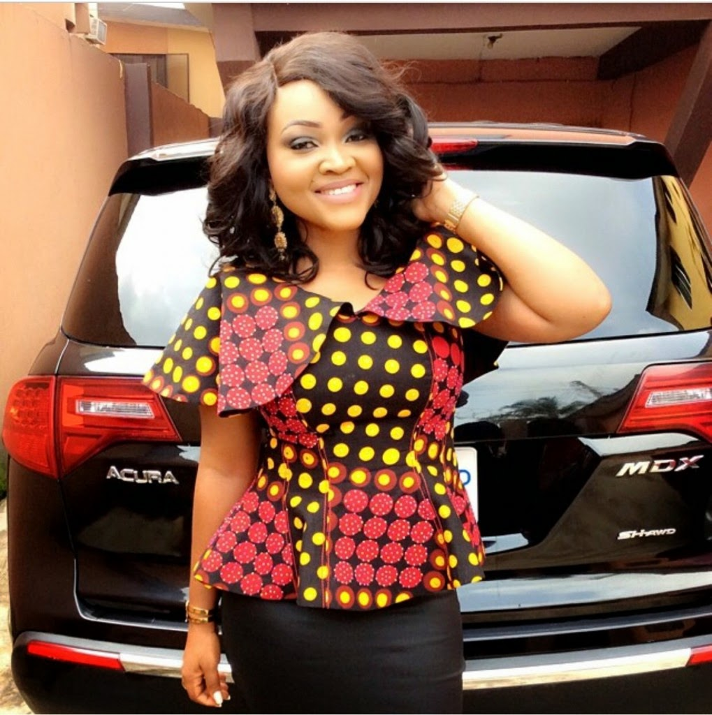 top 6 female outfit  ankara skirt for ladies     fashionly