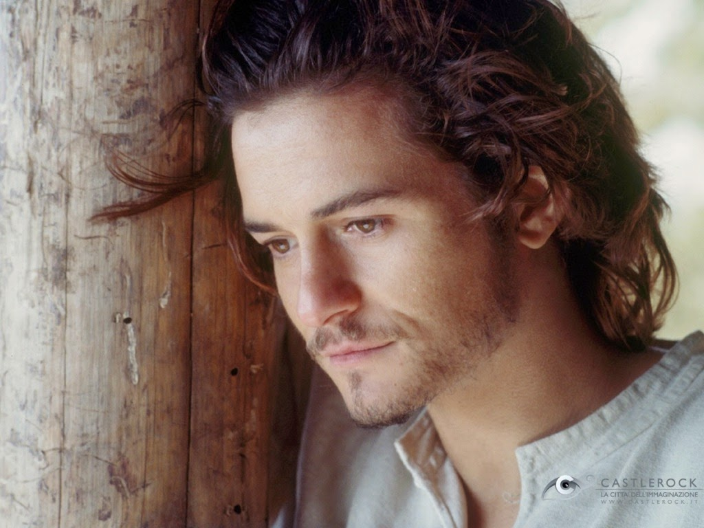 Orlando Bloom Desktop Wallpaper