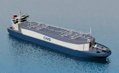 Hantong to build world's first CNG Carrier