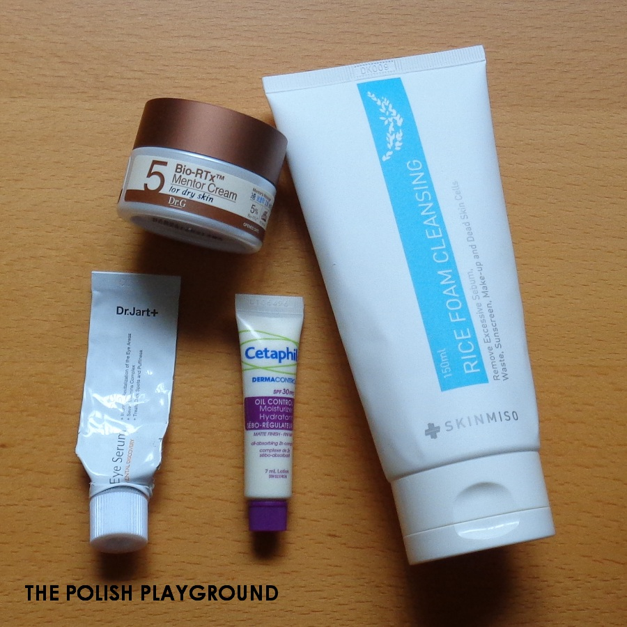 March 2015 Product Empties