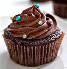 resep praktis dan mudah membuat (mengukus) makanan kue (roti) cupcake coklat kukus spesial, enak, lezat