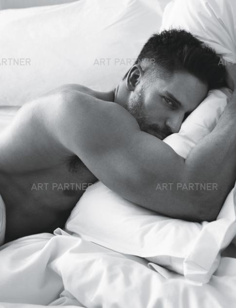 Joe Manganiello by Mert & Marcus in W Magazine
