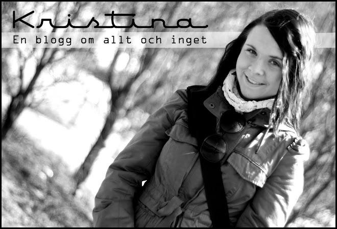 Kristinas blogg