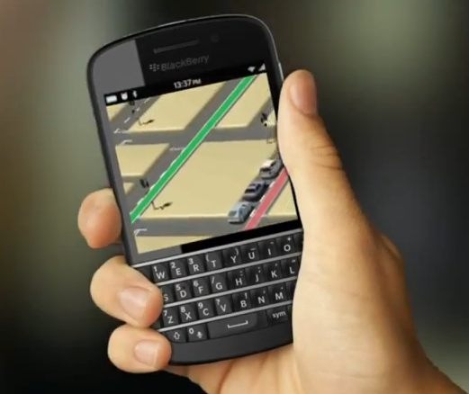 Gambar Blackberry 10 N- Series Nevada