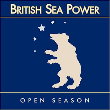CDs in my collection: Open Season by British Sea Power