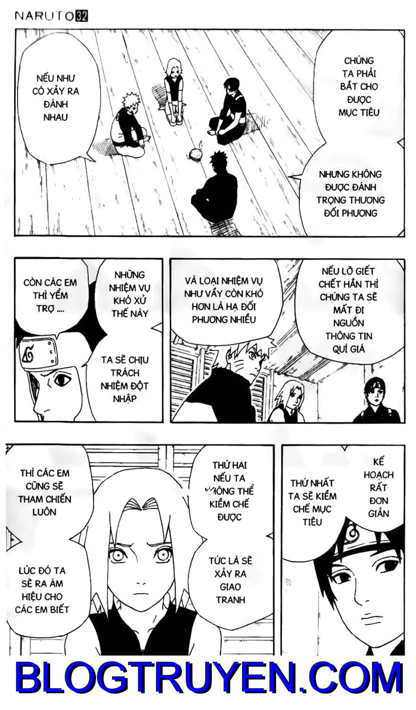 Naruto chap 288 Trang 3 - Mangak.info