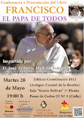 Conferencia y Presentacin del libro: FRANCISCO, EL PAPA DE TODOS