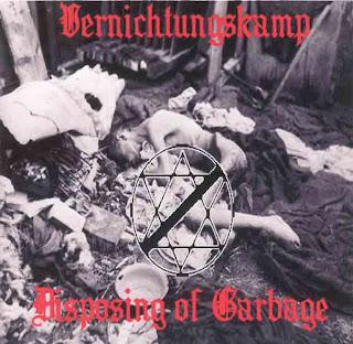 Vernichtungskamp - Disposing Of Garbage (2001)