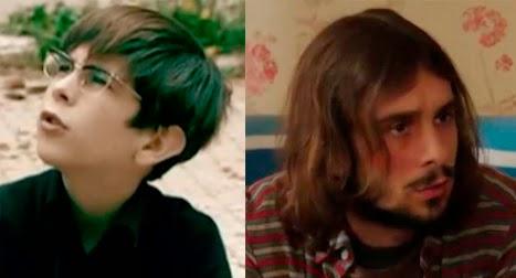 Antes y después de Luis En Cuéntame, heroína, droga, Carlitos, Josete