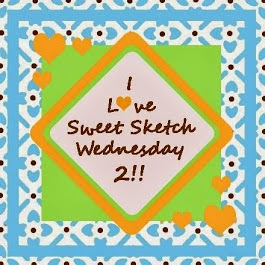 I Love Sweet Sketch Wednesday 2!!