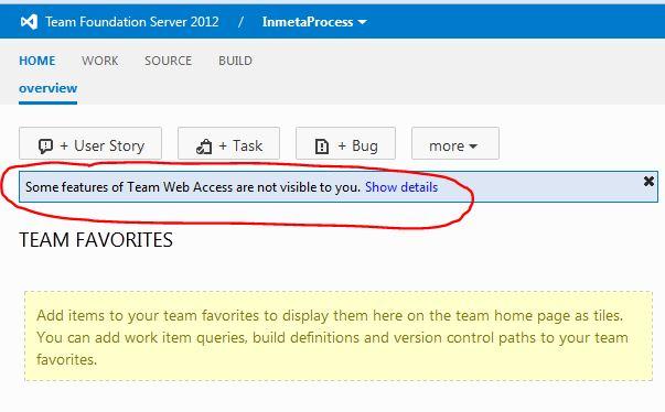 team web access