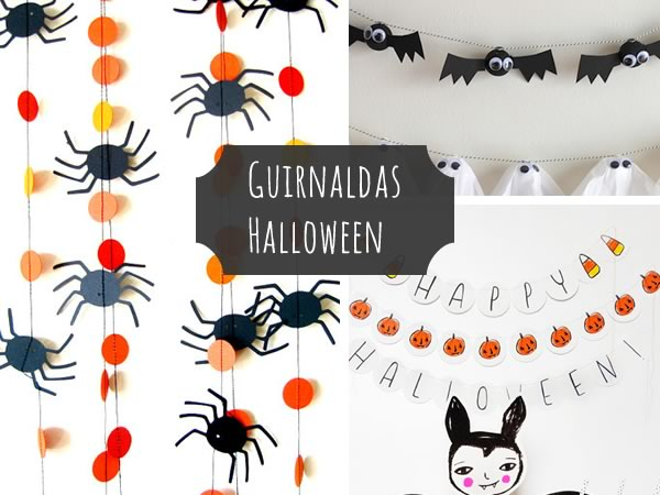 Guirnaldas Halloween