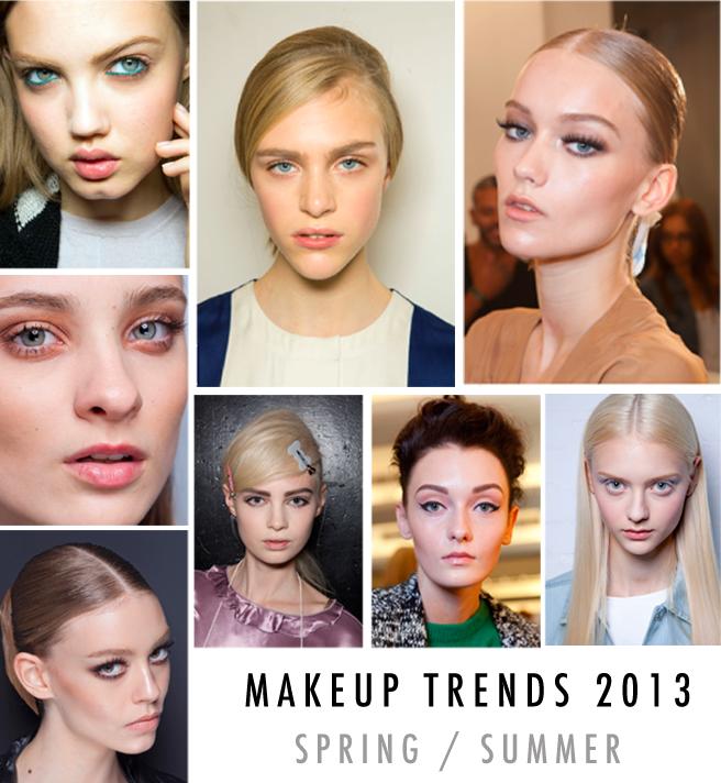 Tendências de Maquilhagem 2013