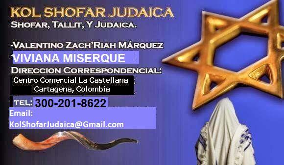 KOL SHOFAR JUDAICA Tel: 300-201-8622