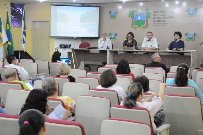 Educação do RN sedia encontro sobre 100 anos de Djalma Maranhão