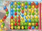 juego de huevos pascua
