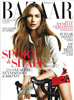 Harper's Bazaar Netherlands june 2015: Valentine Bouquet by Paul Scala