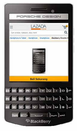 BLACKBERRY P'9983 - by Lazada