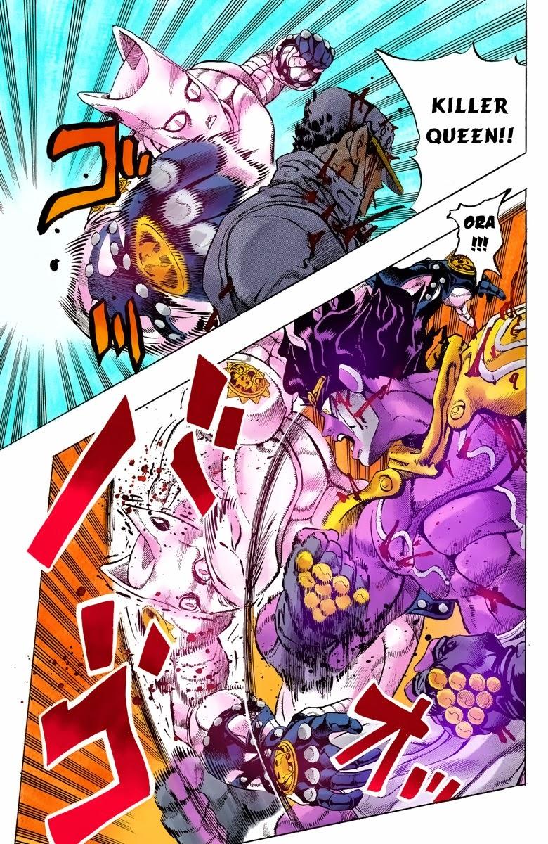 JoJo Bizarre Adventure chap 632 Trang 13 - Mangak.info