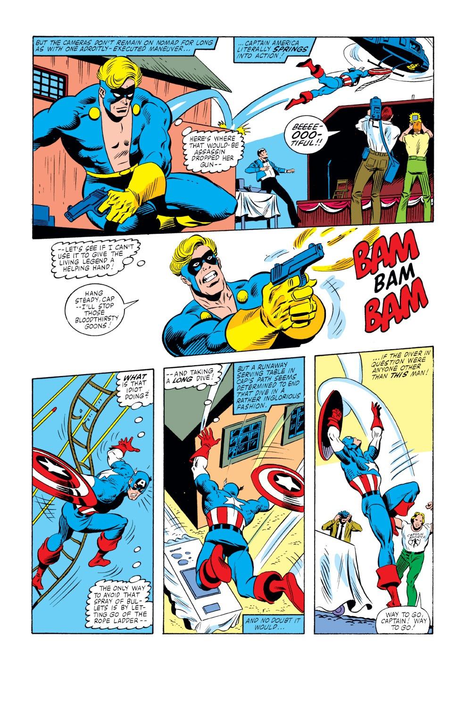 Captain America (1968) Issue #261 #176 - English 21