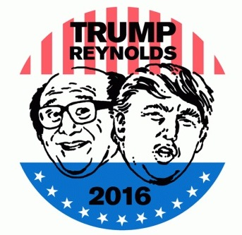 Trump & Reynolds 2016