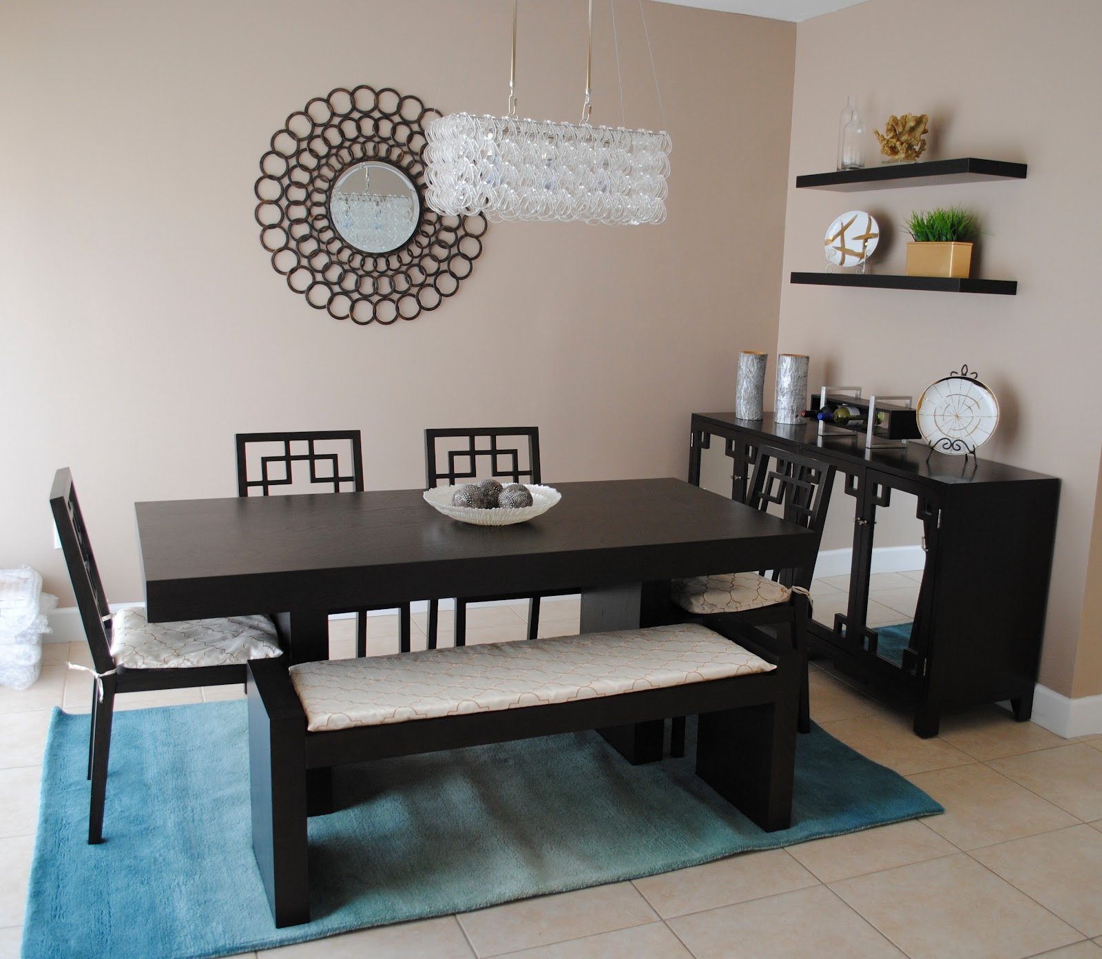 Dining Rooms Dream: Mind My Beeswax: My Dream Dining Room