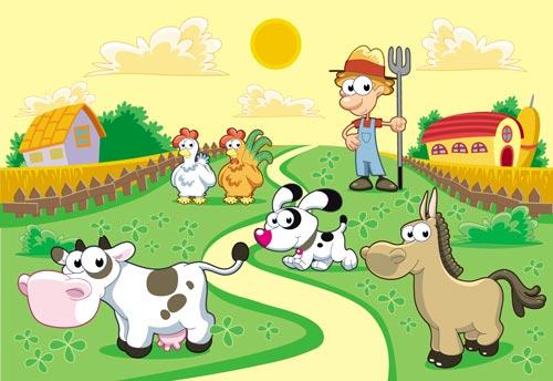 Educação Infantil Elias Moreira: Old McDonald Had A Farm