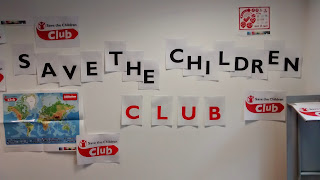 CHARITY POST: New Save the Children Club!