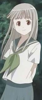 Personagens de animes parecidos! Sayofull