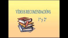 Recomendacións 1º 2º