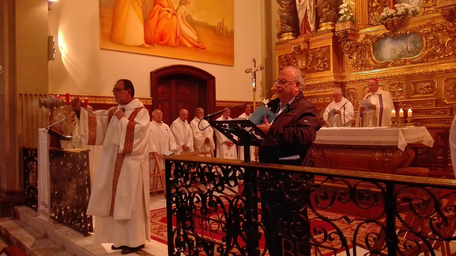 Inauguració de l'Any Sant de la Misericòrdia al Santuari
