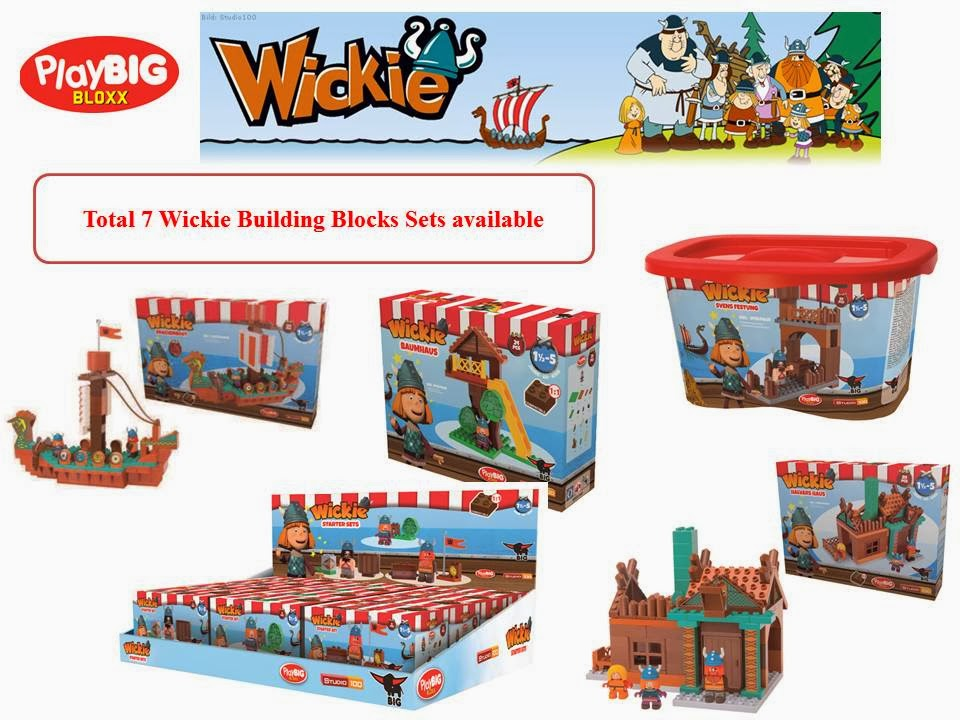 Germany Building Toys For Boys : Brickstoy germany big toys company lanuched a series of