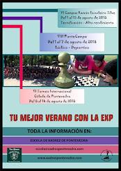VI Campus Internacional Ramón Escudeiro Tllve