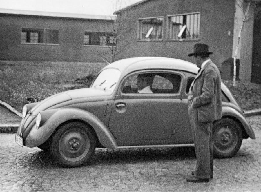 Heinkel Scooter Project: Volkswagen - Origin of the world beating ...