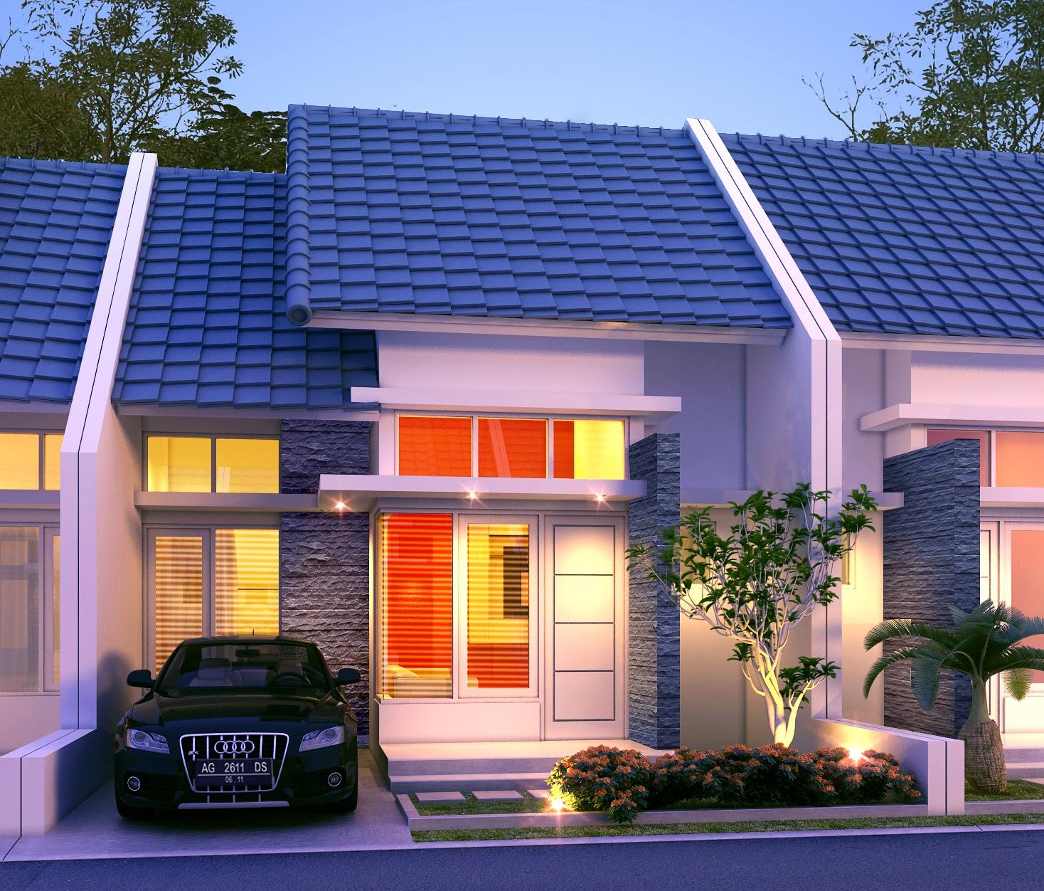 Desain Rumah Minimalis Type 36 Modern Terbaru 2015