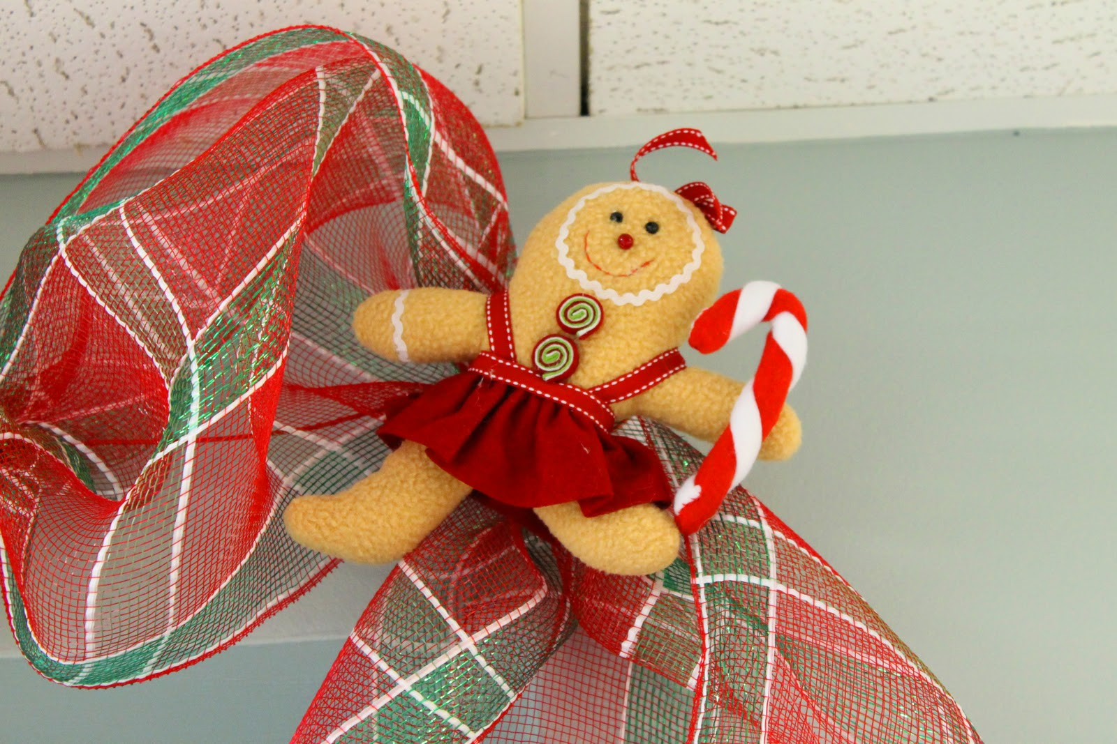Decorative Mesh Ribbon Ideas