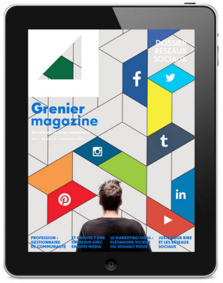 Chroniques Publici-Terre parues dans le Grenier Magazine