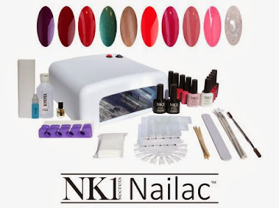 NK1 PROFESSIONAL STARTER ACETONE ACCESSORIES Big Deal: NK1 NAILAC ...