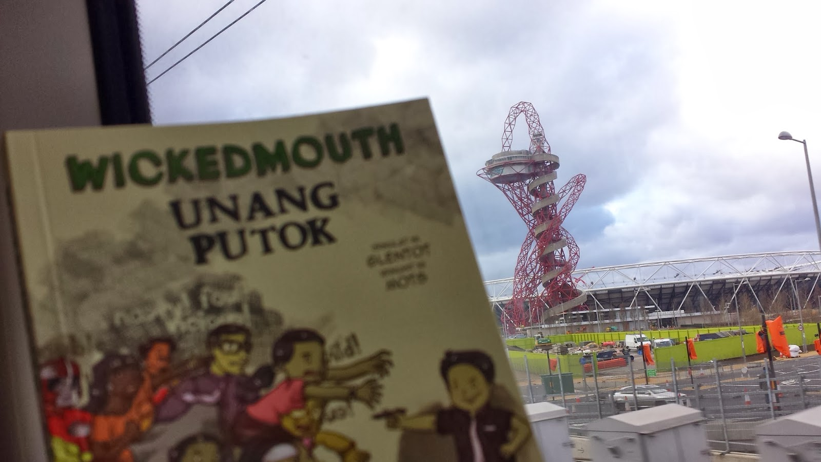 Book Review: Unang Putok invades London