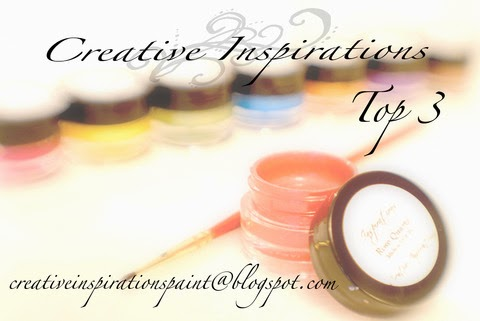 Top 3 - Creative Inspirations Paint