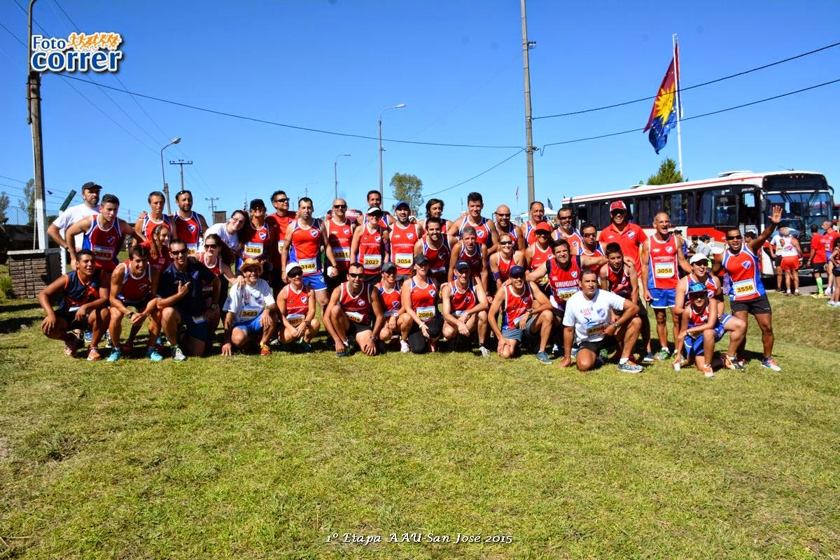 Equipo AAU 2015
