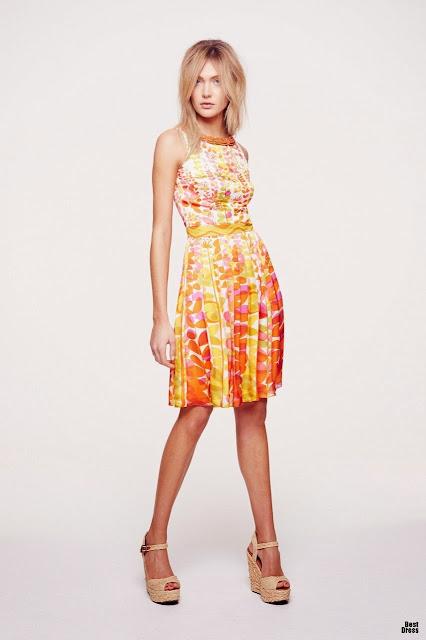 Vestidos de moda Primavera / Verano